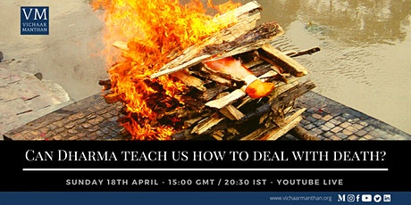 Can Dharma Teach Us How To Deal With Death? tickets