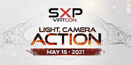 VIRTUAL SXP 2: Lights Camera ACTION | The Sword Experience tickets