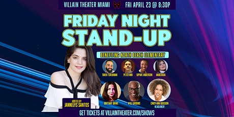 Stand-Up Comedy Show at Villain Theater tickets