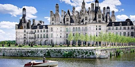 Los Castillos del Loira.  Evento guiado online. entradas
