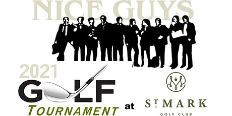 Nice Guys Golf Tournament 2021 tickets