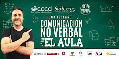 Comunicación no verbal para el AULA | para modalidad presencial y virtual boletos