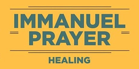 Immanuel Prayer Training (Online) tickets