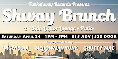 Shway Brunch tickets