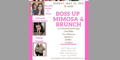 Boss Up Mimosa & Brunch tickets