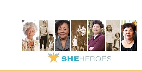 Meet Your SheHero with Banker Jacqueline Huie tickets