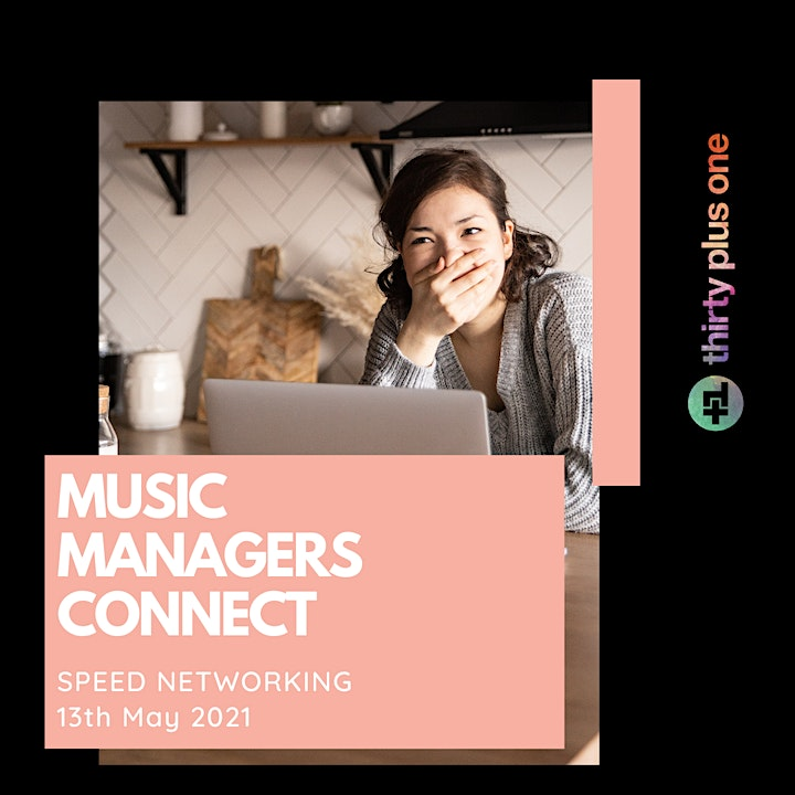 Music Managers Connect: May image