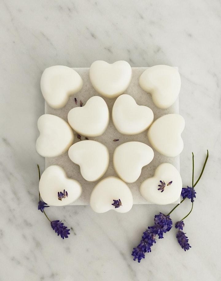 Luxury Aromatherapy Wax Melts Making Masterclass image
