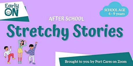 Stretchy Stories tickets