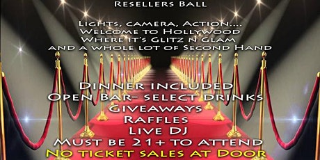 Resellers Ball tickets