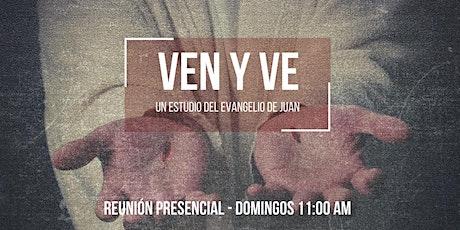 Reunion Presencial Semilla de Mostaza Monterrey boletos