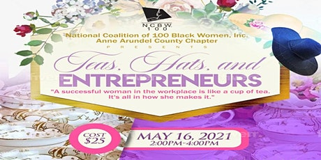 NCBW-AACO Virtual Tea Party Fundraiser tickets