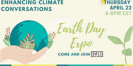 Earth Day Expo: Enhancing Climate Conversations tickets