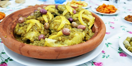 Moroccan Cooking tickets