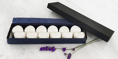 Luxury Aromatherapy Wax Melts Making Masterclass tickets