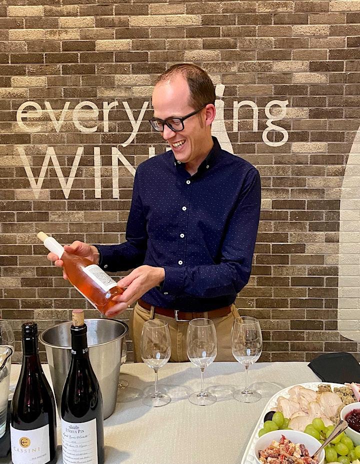 Fitzpatrick Vineyards and Everything Wine  Virtual Tasting image