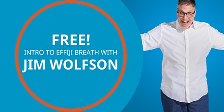 FREE Intro to Breathwork with Jim tickets