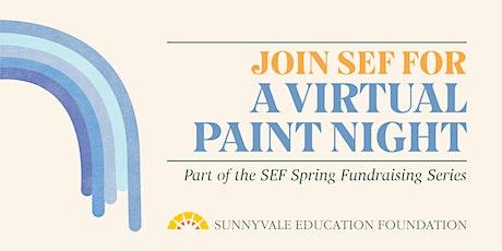 SEF Spring Fundraiser: Paint Night tickets