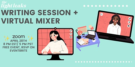 Writing Session + Virtual Mixer tickets
