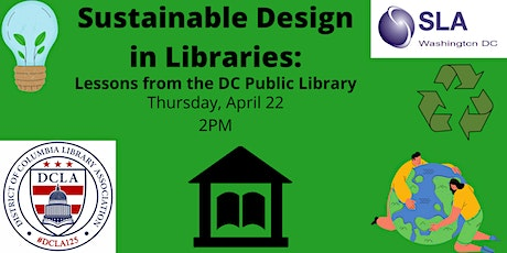 Sustainable Design in Libraries: Lessons from the DC Public Library tickets