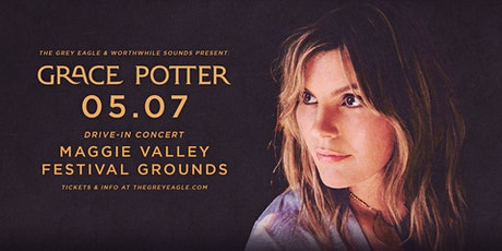 Grace Potter: Drive-In at Maggie Valley Festival Grounds tickets