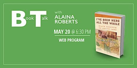 Book Talk with Alaina Roberts tickets