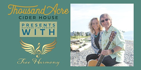 Live Outdoor Concert: 'Free Harmony' tickets