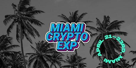 Miami Crypto Exp tickets