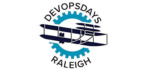DevOpsDays Raleigh 2022 tickets