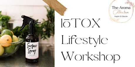 low tox lifestyle workshop tickets