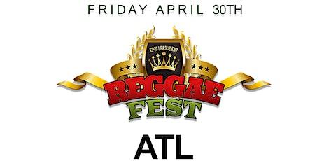 Reggae Fest  Vs Soca ATL at Believe Music Hall **April 30th** tickets