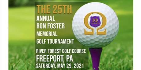 25th Annual Ron Foster Golf Tournament tickets