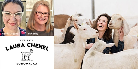 Mollie's Free Virtual Cheese Tasting: Laura Chenel tickets