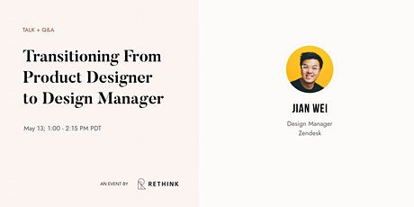 Transitioning from Product Designer to Design Manager tickets
