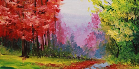 Chill & Paint Friday Night  Auck City Hotel  - Autumn Trees tickets