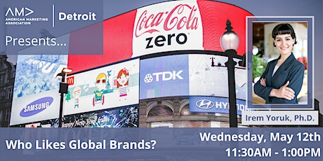 Who Likes Global Brands? tickets