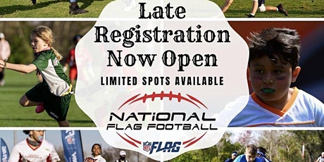 FLAG FOOTBALL tickets