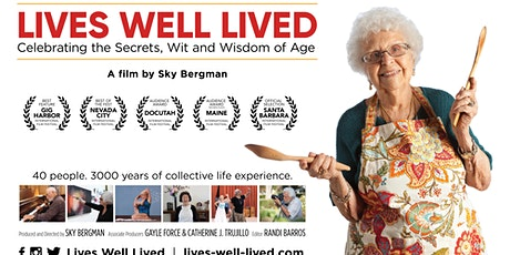 "CBS Film Series presents ""Lives Well Lived""  Virtual Screening + Q&A tickets"