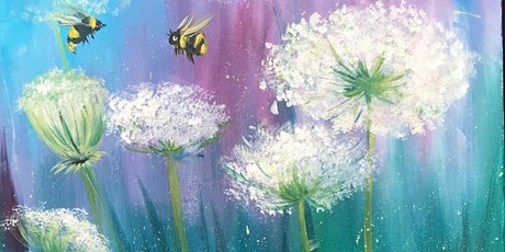 Chill & Paint Sat Afternoon  @Auckland City Hotel - Busy Bees! tickets