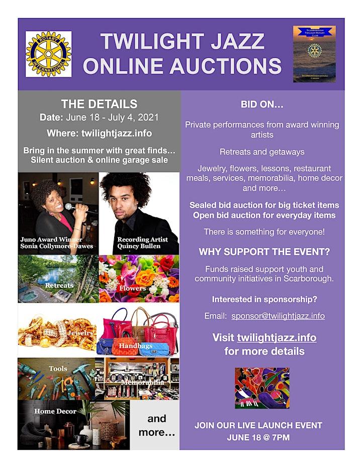 STRC Twilight Jazz Online Auctions image