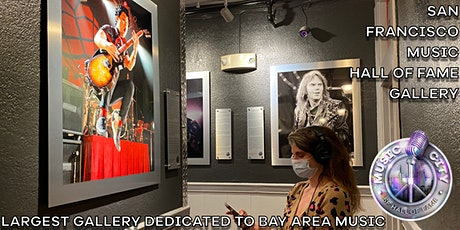 San Francisco Music Hall of Fame Gallery tickets