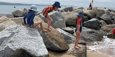 Family Foreshore Treasure hunt tickets