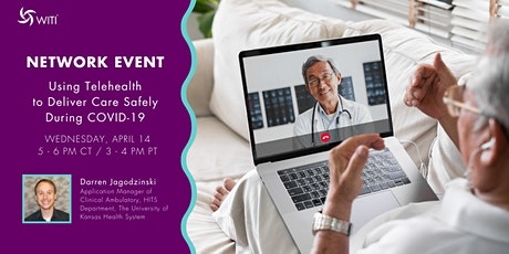 Using Telehealth to Deliver Care Safely During COVID-19 tickets