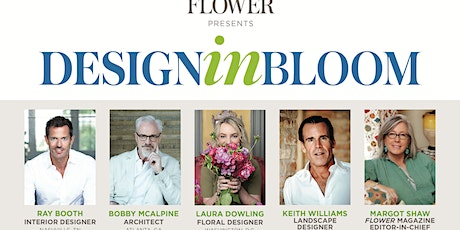 Design in Bloom Houston 2021 tickets