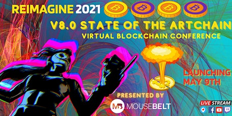 State of the Artchain - FREE 72 Hour LIVE Global Blockchain Conference tickets