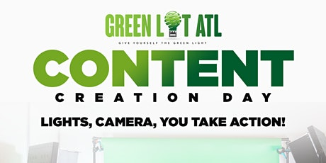 So You Want to Shoot Creative Content? tickets