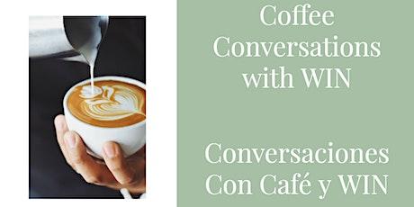 Coffee Conversations / Conversaciones de Café tickets