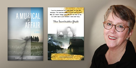 Carrie Knowles   A Musical Affair and The Inevitable Past tickets