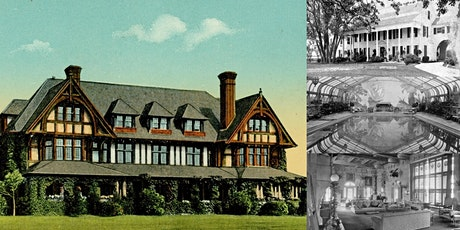 'Wooldon Manor & The Orchard: Southampton's Gilded Age Estates' Webinar tickets