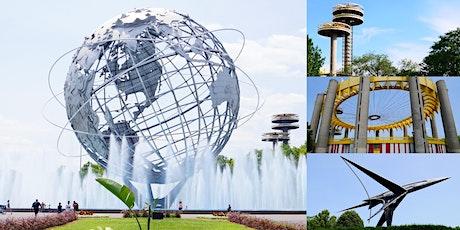 Exploring the NY World's Fair Remnants at Flushing Meadows Corona Park tickets